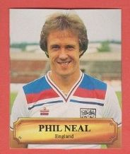 England Phil Neal Liverpool